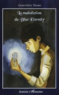 Cover Malediction du Blue Eternity La