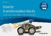 Cover Smarte Transformation Hacks - inkl. Augmented-Reality-App