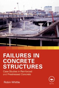 Cover Failures in Concrete Structures