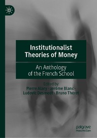Cover Institutionalist Theories of Money