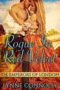 Cover Rogue in Red Velvet