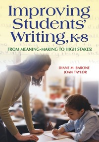 Cover Improving Students' Writing, K-8