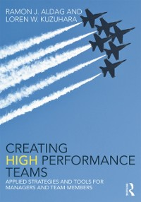 Cover Creating High Performance Teams