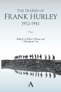 Cover The Diaries of Frank Hurley 1912-1941