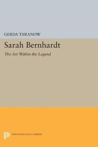 Cover Sarah Bernhardt