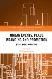 Cover Urban Events, Place Branding and Promotion