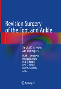 Cover Revision Surgery of the Foot and Ankle