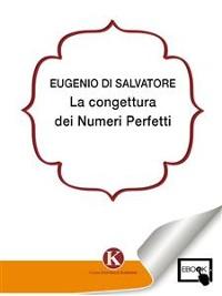 Cover La congettura dei Numeri Perfetti