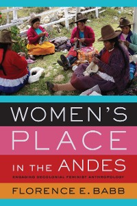 Cover Women's Place in the Andes