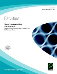 Cover World Heritage Cities Management