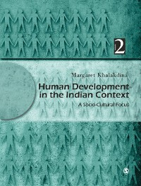 Cover Human Development in the Indian Context, Volume II