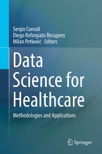 Cover Data Science for Healthcare