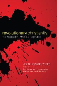 Cover Revolutionary Christianity