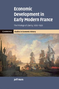 Cover Economic Development in Early Modern France