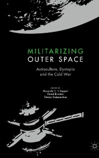 Cover Militarizing Outer Space