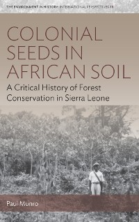 Cover Colonial Seeds in African Soil