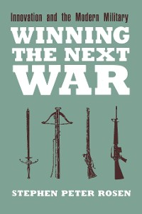 Cover Winning the Next War