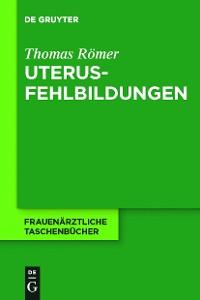 Cover Uterusfehlbildungen