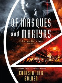 Cover Of Masques and Martyrs