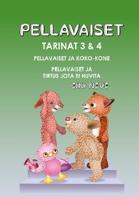 Cover Pellavaiset, Tarinat 3 & 4