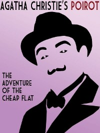 Cover Hercule Poirot:  The Adventure of the Cheap Flat