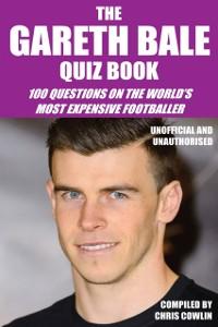 Cover Gareth Bale Quiz Book