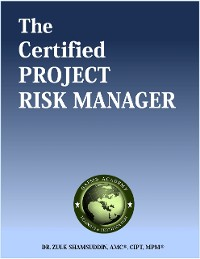 Cover The Certified Project Risk Manager