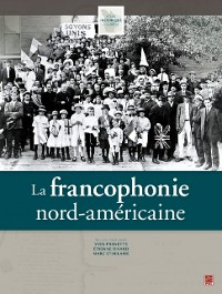 Cover La francophonie nord-americaine