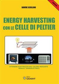 Cover Energy Harvesting con le celle di Peltier