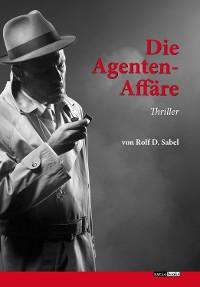 Cover Die Agenten-Affäre