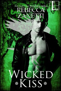 Cover Wicked Kiss