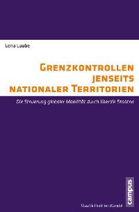 Cover Grenzkontrollen jenseits nationaler Territorien