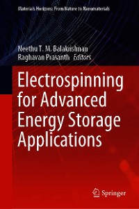 Cover Electrospinning for Advanced Energy Storage Applications