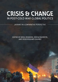 Cover Crisis and Change in Post-Cold War Global Politics