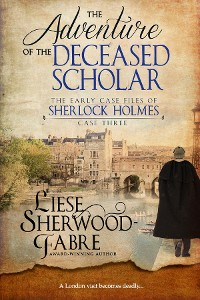 Cover The Adventure of the Deceased Scholar