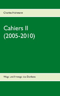 Cover Cahiers II