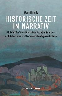 Cover Historische Zeit im Narrativ