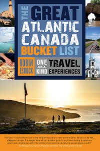 Cover The Great Atlantic Canada Bucket List