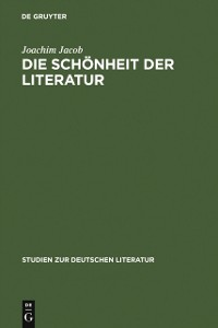 Cover Die Schonheit der Literatur