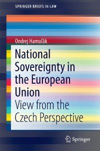 Cover National Sovereignty in the European Union