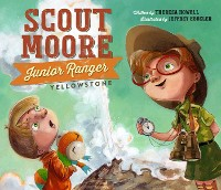 Cover Scout Moore, Junior Ranger