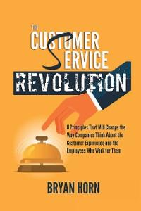Cover The Customer  Service  Revolution