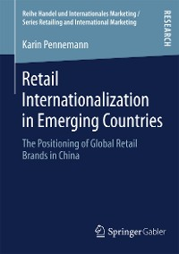 Cover Retail Internationalization in Emerging Countries