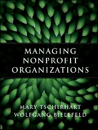 Cover Managing Nonprofit Organizations