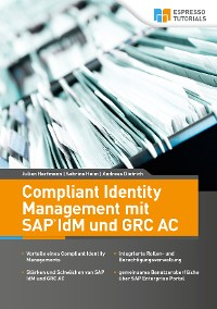 Cover Compliant Identity Management mit SAP IdM und GRC AC