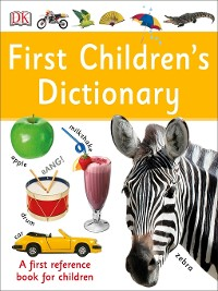 Cover First Children's Dictionary
