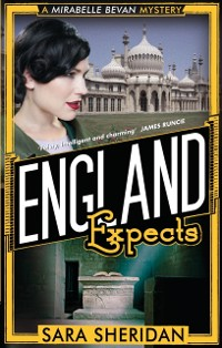 Cover England Expects