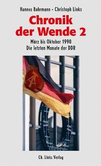 Cover Chronik der Wende 2