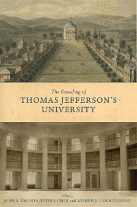 Cover The Founding of Thomas Jefferson's University
