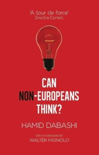 Cover Can Non-Europeans Think?